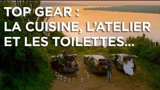 Top Gear : La cuisine, l'atelier et les toilettes...