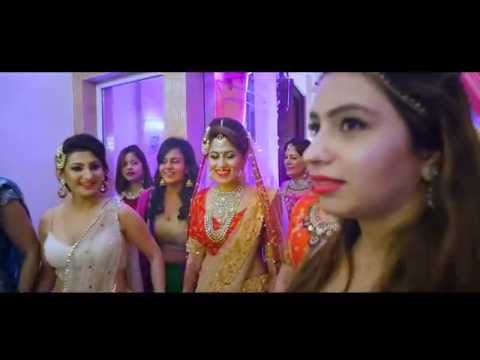 Ladki Beautiful Kar Gayi Chul - Most Amazing And Coolest Bride Wedding Entry Ever!!