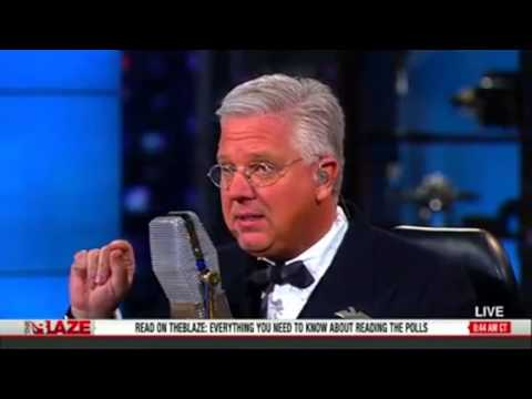 Glenn Beck Goes Off on GOP, NSA, Calls Reid and Orrin Hatch 'Two Spooky Mormons'