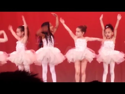 Download Youtube: Blue Ivy Is The STAR Of Her Ballet Recital