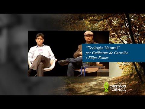 Teologia Natural: Reverendos Guilherme de Carvalho e Filipe Fontes
