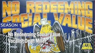 Still Drinking With No Redeeming Socal Value Singer Dean Miller