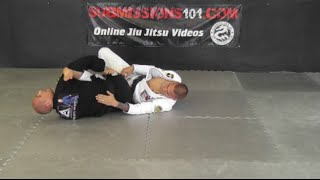 Rolling KNEE BAR from Dog Fight with Classy Grappler