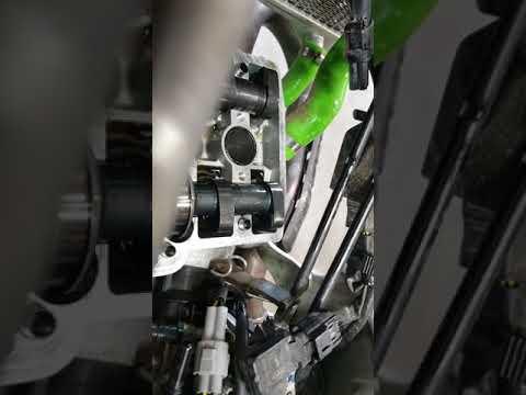 2015 kx450f timing & valve adjustment