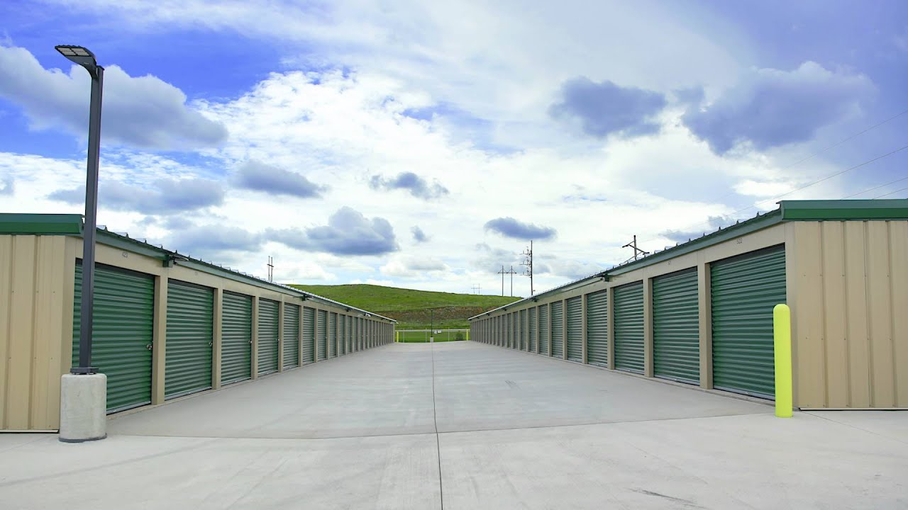 FOX DEN STORE IT, LLC   Rapid City, SD Storage Unit Rentals