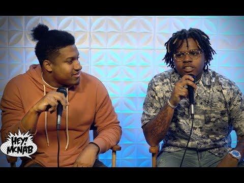Gunna Talks DS3, Gucci & Young Thug + 2018 XXL With Brandon Mcnab   HeyMcnab