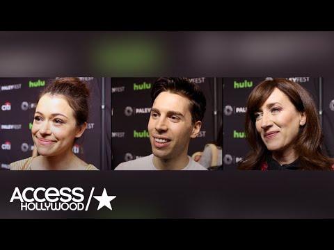 Tatiana Maslany, Jordan Gavaris & Maria Doyle Kennedy On Wrapping