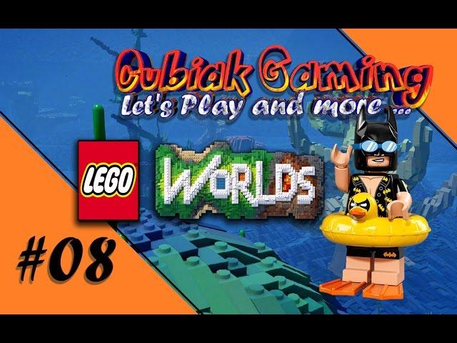 ATEMLOS DURCH DAS MEER ★ Let's Play LEGO Worlds #008