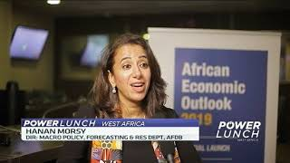 Drivers of AfDB's African economic outlook for 2019