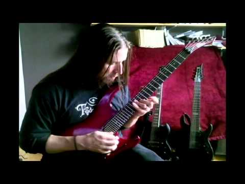 Jason Aaron Wood - Improvising Over an A Dorian backing track by John Paul Hill