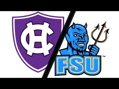 College of the Holy Cross vs. Fredonia State University 3/1/19