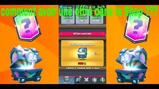 TUTO : Comment avoir n'importe quelle offre dans le shop facilement sur Clash Royale !!! ( no fake )
