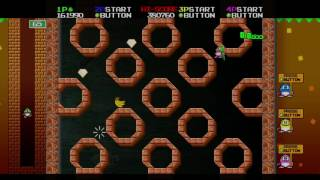 Bubble Bobble Neo (Xbox 360) Stages 55 - 98