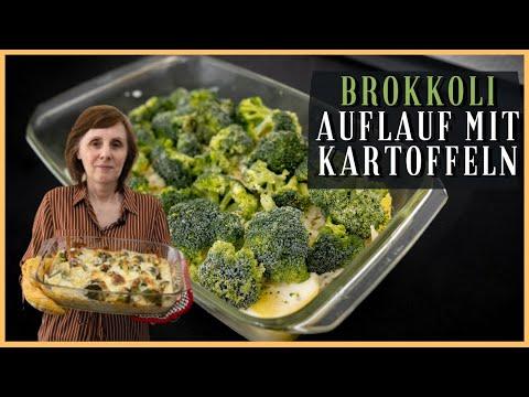 Auflauf geht immer - Brokkoli Auflauf mit Kartoffeln | Olga Kocht
