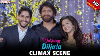 Dashing Diljala Scenes    Dashing Diljala Climax Scene    Naga Chaitanya