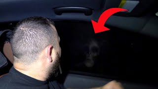Real Ghost Appears And Caught On Camera | Haunted Amusement Park Part 2 | OmarGoshTV