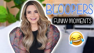 Rosanna Pansino NEW Bloopers and Funny Moments!