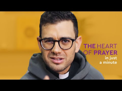 THE HEART OF PRAYER - In Just A Minute - Episode #34