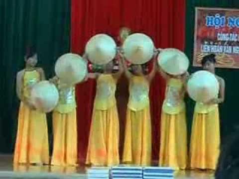 điệu múa đẹp nhất lứa tuổi