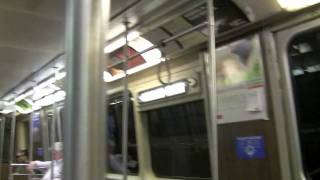 HD MBTA Blue Line Hawker Siddeley 0600 Ride