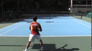 Tennis Video - SALVADOR MIJARES