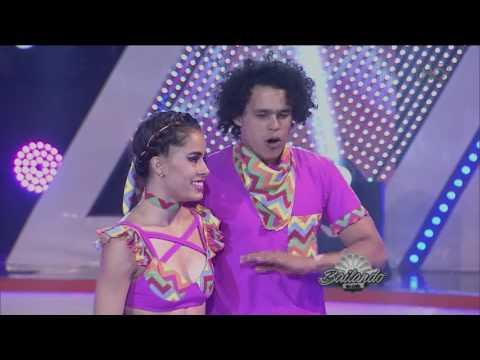 Osmani Y Jara SEMIFINAL Bailando en Cuba