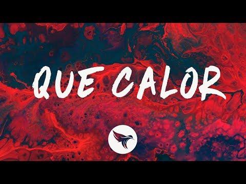 Major Lazer - Que Calor (Letra / Lyrics) ft. J Balvin & El Alfa mp3