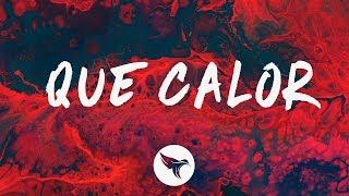 Major Lazer Que Calor Letra Lyrics.mp3