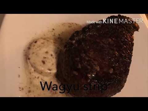 Whiskey Kitchen & Kayne Prime Steakhouse Restaurant Review