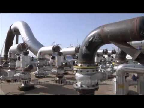 Albian Oilsands Construction Project By URS Flint