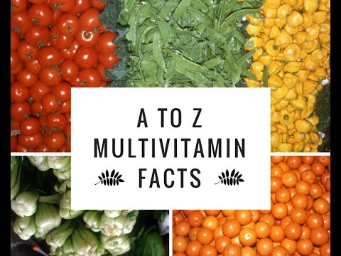 Organic Natural Multivitamins How to Use and Avoid Market Supplements | Dubai Multivitamins