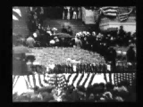 Amazing film of President McKinley, six months before he was assassinated