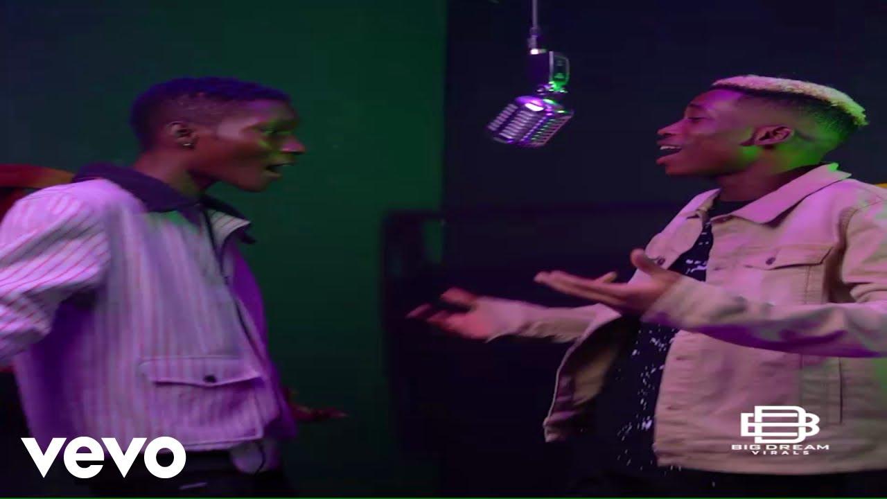 Download Lil Frosh, Zinoleesky - Omo Ologo (official Video)