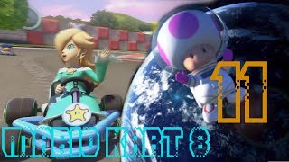 Let's Drive Mario Kart 8 Online :: 11 :: Deutsch :: Dual-Screen Test 2