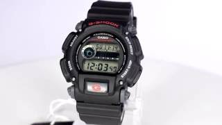 casio g shock dw 9052 1vdr watch overview and main features