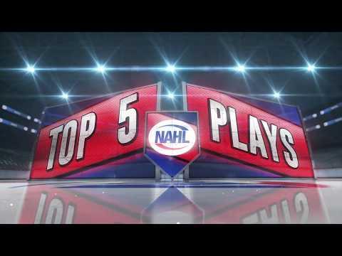 NAHL Plays of the Week - Nov. 13 - 19, 2017