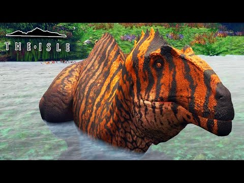 "Em Busca Do Giganotosaurus ""Acrocanthosaurus"" Progression Points 