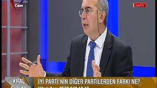 12 Ocak 2018 Mustafa Mutlu ile Kral Çıplak-  Prof. Dr Ümit Özdağ