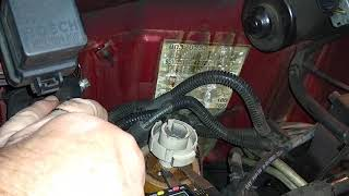 Automotive, Part 1, Rotor Button Remover, another invention by,  Gene Bowdish
