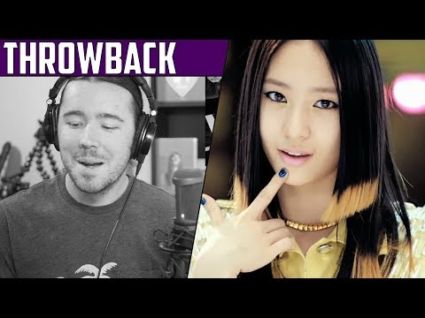 FX에프엑스   Nu AboNU 예삐오 Throwback MV Reacti