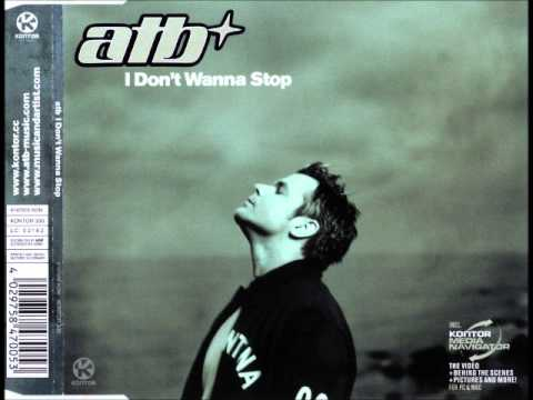 ATB - I Don't Wanna Stop (Kenny Hayes Club Remix)