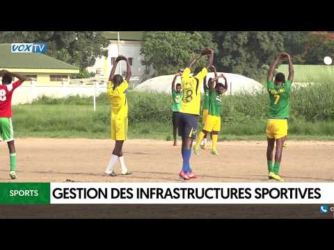 Gestions des infrastructures sportives