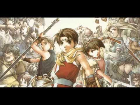 Genso Suikoden WORLD MAP THEMES