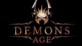 Demons Age: classic turn based roleplaying game - PC PS4 XO
