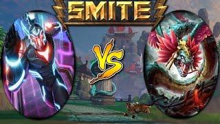 Smite PL #292 | 1v1 | Mercury vs Kukulkan