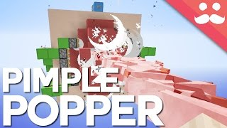 Minecraft: The Disgusting Redstone Pimple Popper!