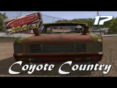 Test Drive EOD: Coyote Country | Part 17 | RANDY CROW