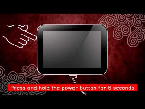 K1 Cannot switch on - Lenovo IdeaPad (Tablet) K1
