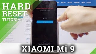 How to Hard Reset XIAOMI Mi 9 - Bypass Lock Screen / Skip Fingerprint