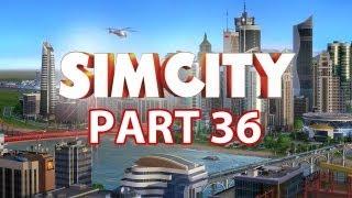 Sim City Walkthrough Part 36 - Computer Factory (SimCity 5 2013) Gameplay